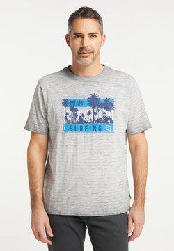 Pioneer Authentic Jeans - T-Shirt print - cloud