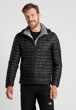The North Face - THERMOBALL ECO HOODIE - Winterjacke - black matte