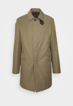 Trussardi - COAT REGULAR FIT - Mantel - caribou
