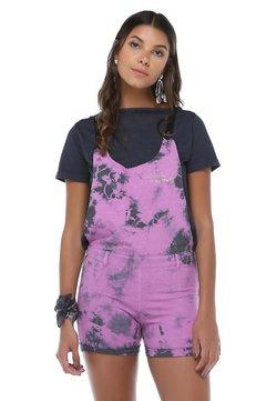 ROCKUPY - 2-IN-1 - Tuinbroek - lilac batik