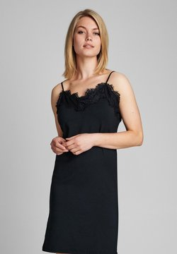 Nümph - Cocktailkleid/festliches Kleid - black
