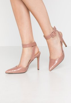 4th & Reckless - HARMONY - High Heel Pumps - blush