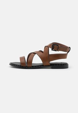 Pepe Jeans - HAYES ROAD - Sandals - tan
