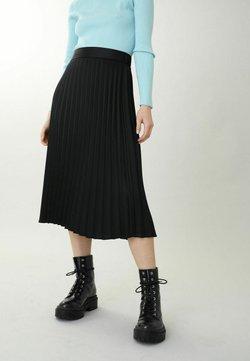 Pimkie - Jupe trapèze - schwarz