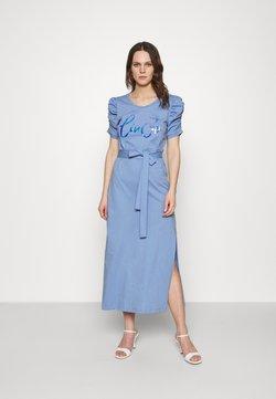 Liu Jo Jeans - ABITO UNITA - Vestido ligero - bright blue wave
