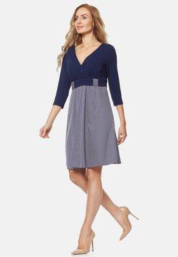 BeMammy - Korte jurk - dark blue