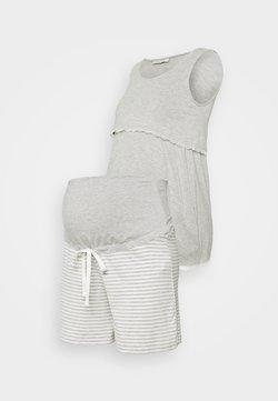 JoJo Maman Bébé - SHORT - Pyjama - grey
