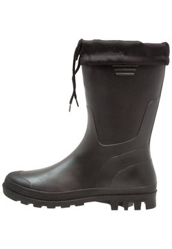 Pier One - Gummistiefel - black