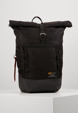 Alpha Industries - CREW BACKPACK - Reppu - black