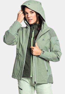 Schöffel - 2.5L JACKET TRIIGI  - Regenjacke / wasserabweisende Jacke -  grün