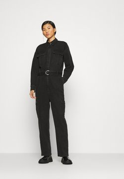Gestuz - SOFY - Haalari - washed black