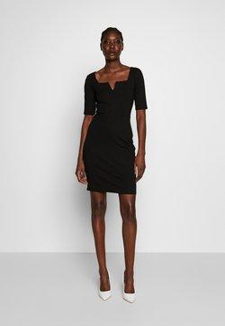 Anna Field - BASIC - Vestido de tubo - black