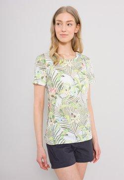 Torstai - MIRISSA - T-Shirt print - white, green