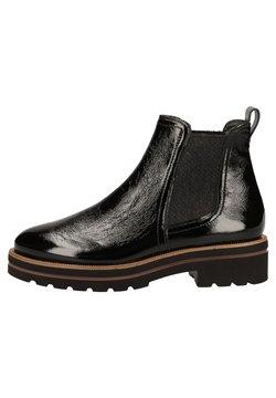 Paul Green - STIEFELETTE - Ankle Boot - schwarz/dunkelgrau