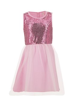 DeFacto - Cocktailkleid/festliches Kleid - pink