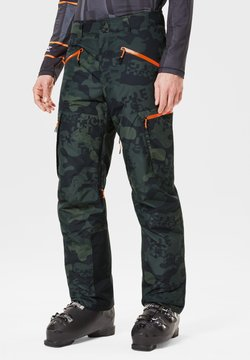 Bogner Fire + Ice - DAMIEN - Täckbyxor - dark green