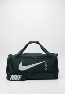 Nike Performance - DUFF UNISEX - Sports bag - seaweed/seaweed/pistachio frost