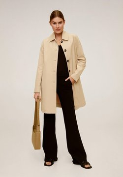 Mango - DOUBLE - Trench - beige