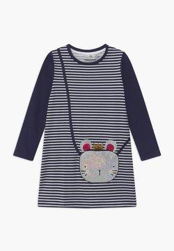 happy girls - Jerseykleid - navy