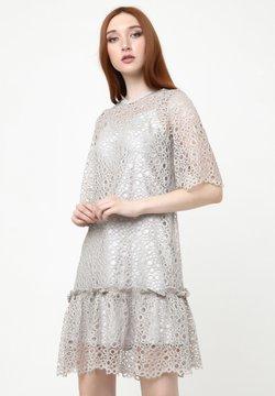 Madam-T - FIKERA - Cocktailkleid/festliches Kleid - grau
