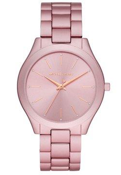 Michael Kors - SLIM RUNWAY - Montre - pink
