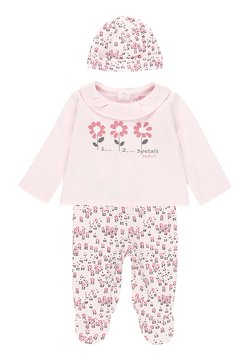 Boboli - 3 PACK  - Mütze - light pink