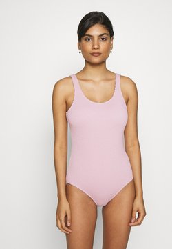 Monki - SWIMSUIT - Maillot de bain - pink