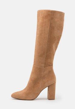 Steve Madden - NINNY - High heeled boots - camel