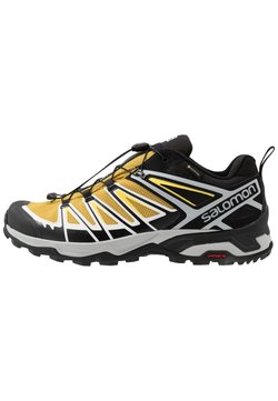 Salomon - X ULTRA 3 GTX - Outdoorschoenen - arrowwood/black/lemon zest