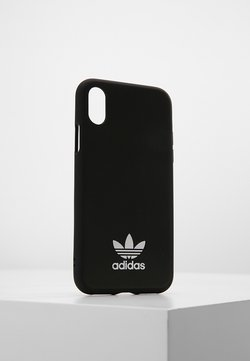 adidas Originals - MOULDED CASE - Etui na telefon - black / white