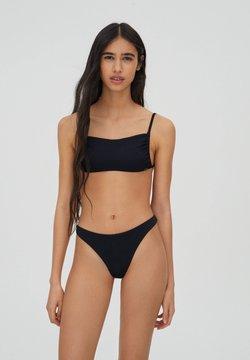 PULL&BEAR - Bikinibroekje - black