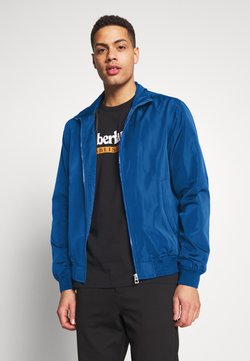 edc by Esprit - BASIC BOMBER* - Giubbotto Bomber - blue