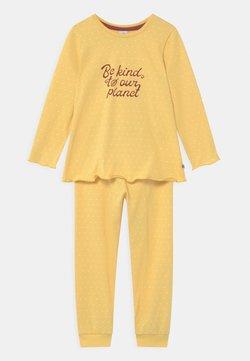 Sanetta - MINI - Pyjama - yellow