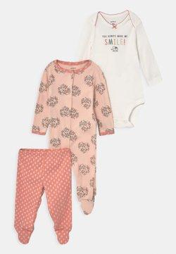 Carter's - SMILE SET - Pantalones - light pink