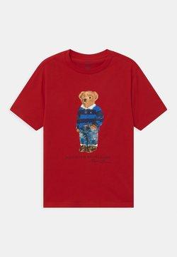 Polo Ralph Lauren - T-shirt z nadrukiem - red