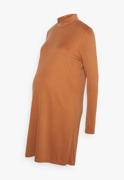 Pieces Maternity - PCMBAMALAT - Vestido ligero - mocha bisque