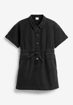 Next - Jeanskleid - black