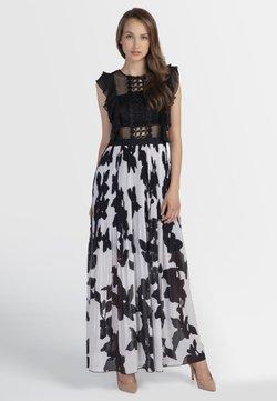 Apart - Vestito elegante - black/cream