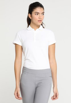 Polo Ralph Lauren Golf - KATE SHORT SLEEVE - Funktionsshirt - pure white