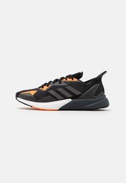 adidas Originals - X9000L3 BOOST SPORTS RUNNING SHOES UNISEX - Sneakersy niskie - core black/grey three/grey six