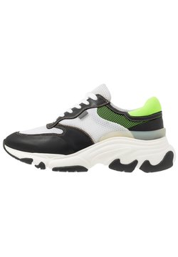Pregis - KAYO - Sneaker low - white/green/black