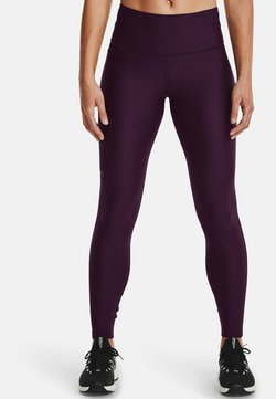 Under Armour - HIRISE LEG - Tights - polaris purple