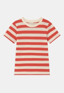 ARKET - T-shirt print - red