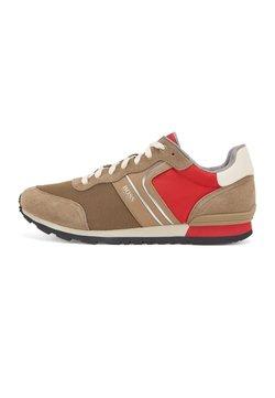 BOSS - PARKOUR_RUNN - Sneaker low - open beige