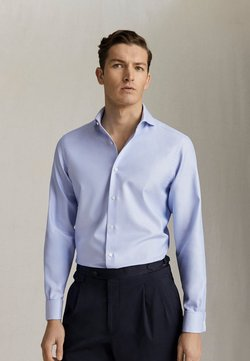 Massimo Dutti - SLIM-FIT - Businesshemd - blue