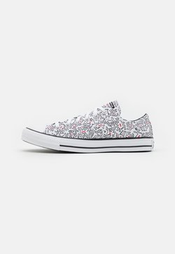 Converse - CONVERSE X KEITH HARING CHUCK TAYLOR ALL STAR - Sneakers basse - white/black