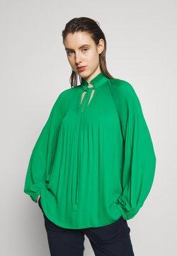 Lauren Ralph Lauren - DRAPEY - Bluse - hedge green