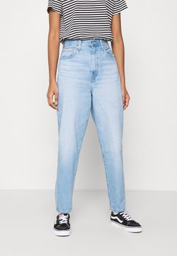 Levi's® - HIGH LOOSE TAPER - Relaxed fit jeans - near sighted tencel