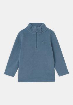 OVS - CREW NECK HALF ZIP - Fleecepaita - azure blue