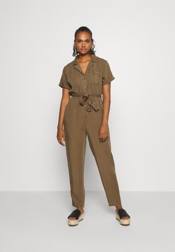 ONLY - ONLMARY LIFE LONG - Overall / Jumpsuit - martini olive